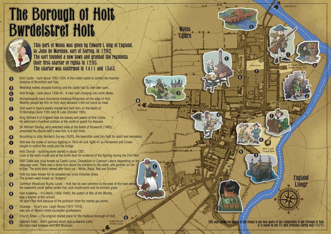 HOLT MAP-ENGLISH