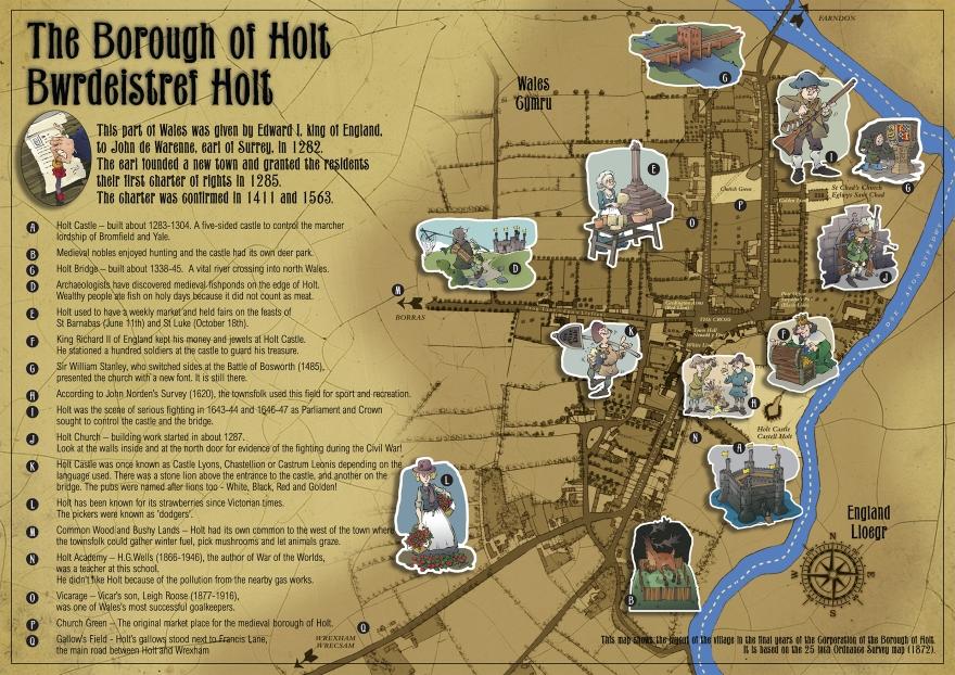 HOLT MAP-ENGLISH